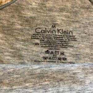 Calvin Klein Intimates & Sleepwear - Calvin Klein Gray Sports Bra